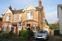 4 bed semi detached home in Manor Road, Merstham...