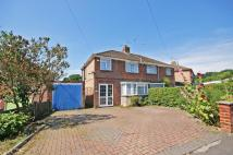 3 bed semi detached property for sale in Copsleigh Close...