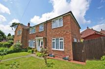 semi detached home in Westway Gardens, Redhill
