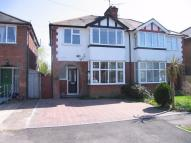semi detached house to rent in Castle Park Road...