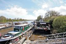 House Boat for sale in Chiswick Pier...