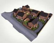 3 bed new house for sale in PLOT 1 IMPERIAL GARDENS...