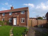 semi detached property in KIRKFIELD CRESCENT...
