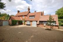 Detached property for sale in Wroxham