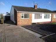 Bungalow to rent in Lon Derw, Abergele