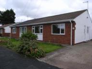 Bungalow to rent in Lon Kinmel, Pensarn