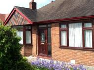 Bungalow in Gordon Avenue, Prestatyn