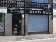 Commercial Property to rent in Chapel Street, Abergele