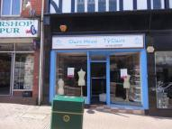 Commercial Property to rent in High Street, Prestatyn