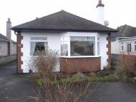 Shaun Drive Bungalow to rent