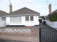 Bungalow to rent in Viola Avenue, Rhyl