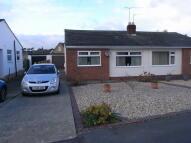 Semi-Detached Bungalow to rent in Lon Garnedd, Abergele