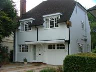 Detached home to rent in Northway, NW11...
