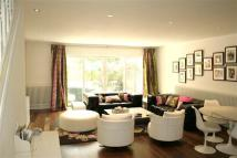 Terraced home in Parkhill Walk, NW3...