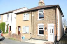 2 bed semi detached property in New Road, Staines...