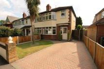 3 bedroom semi detached home to rent in Petersfield Road...