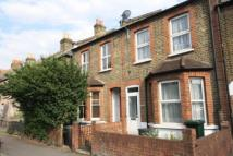 2 bed house in Leonard Road...