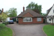 3 bedroom Bungalow for sale in Shilton Road, Barwell...