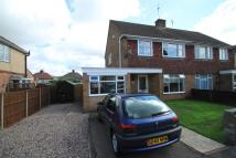 semi detached home to rent in Barrie Road, Hinckley