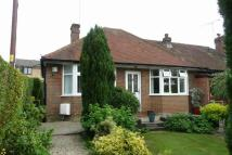 2 bedroom Semi-Detached Bungalow for sale in Widmer End...