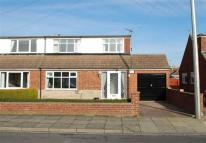 3 bedroom Semi-Detached Bungalow in Swaby Drive, Cleethorpes...