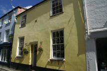 3 bedroom Terraced house for sale in Fore Street, Fowey, PL23