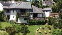 4 bedroom Detached house in Rose Hill, Lostwithiel...