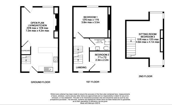 floor plan landscape