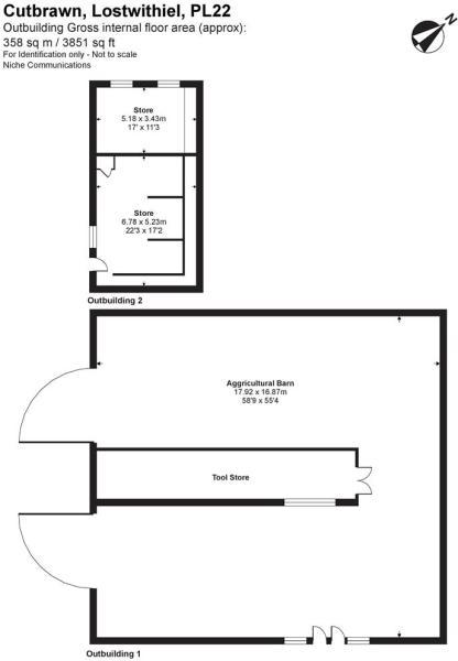 Floorplan - outbuild