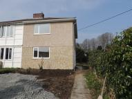 2 bed semi detached property in Ledrah Gardens...