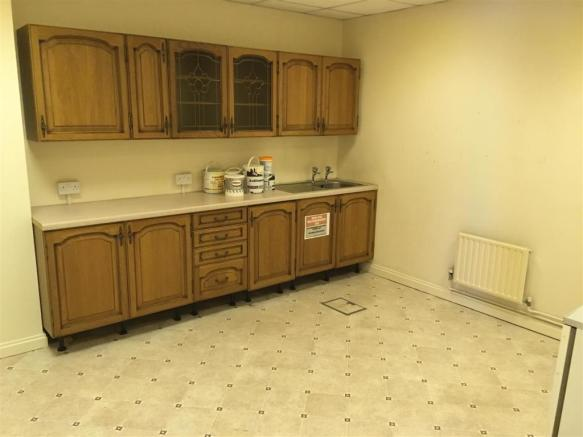 Kitchen/Staff room