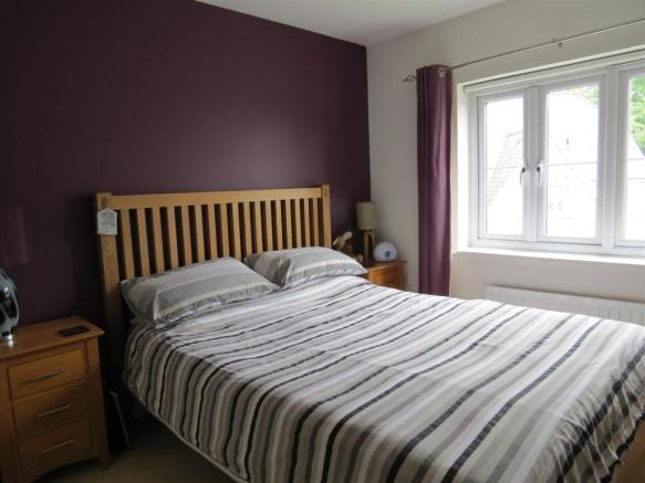 Master Bedroom En Suite: