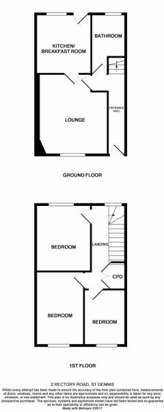 2 Rectory Road St Dennis floorplan.JPG