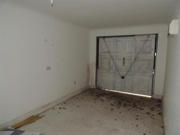 Integrated Garage: