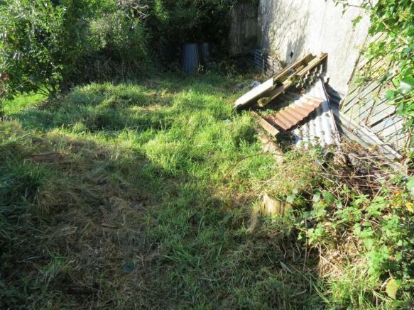 Hidden Front Garden
