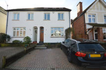 semi detached home for sale in Chartfield Road, Reigate