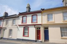 Terraced property in Clarence Place, Plymouth