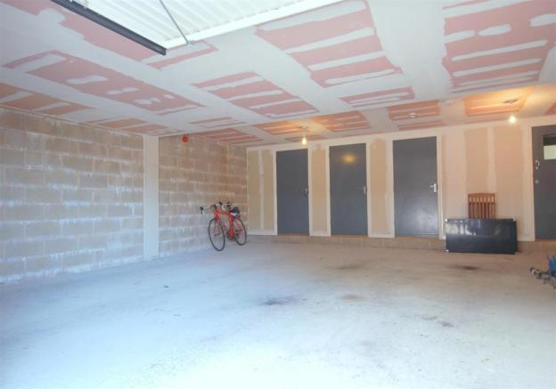 Rear Elevation & Garage