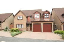 Detached home for sale in Clifford Close...