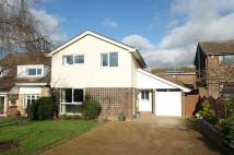 Detached home for sale in Foxhunter Close...