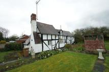 Cottage for sale in Foredraught Lane...