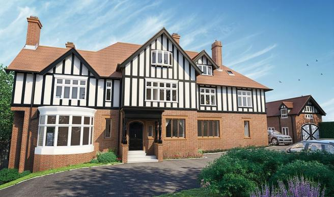 2 Bedroom Apartment For Sale In Mansion House Richmond Hill Road Birmingham B15