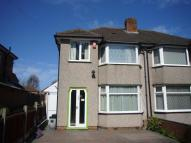 3 bed semi detached home for sale in Whitecroft Road...