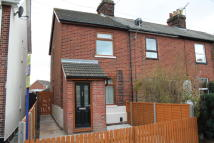 2 bed End of Terrace property to rent in Church Lane, Felixstowe...