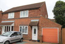 2 bed semi detached house in William Booth Way...