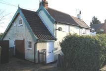 Cottage for sale in 186 High Road...