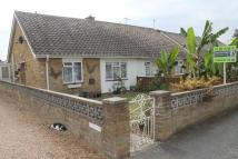 Semi-Detached Bungalow for sale in Vicarage Road...