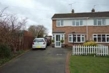 3 bed semi detached house in Church Road...