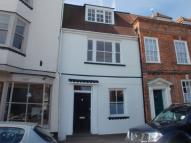 Terraced house to rent in Kings Quay Street...
