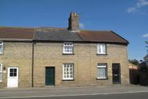 1 bed Terraced property in Norwich Road, IP14